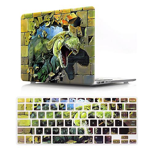 MacBook Кейс Мультипликация ПВХ для MacBook Pro, 15 дюймов с дисплеем Retina