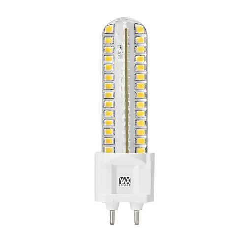 YWXLIGHT 1шт 10 W 1000 lm G12 Двухштырьковые LED лампы 120 Светодиодные бусины SMD 2835 220-240 V