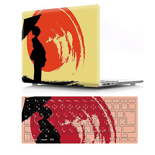 """MacBook Case with Protectors Мультипликация ПВХ для MacBook Pro, 13 дюймов / MacBook Air, 13 дюймов / New MacBook Air 13"""""""" 2018"""