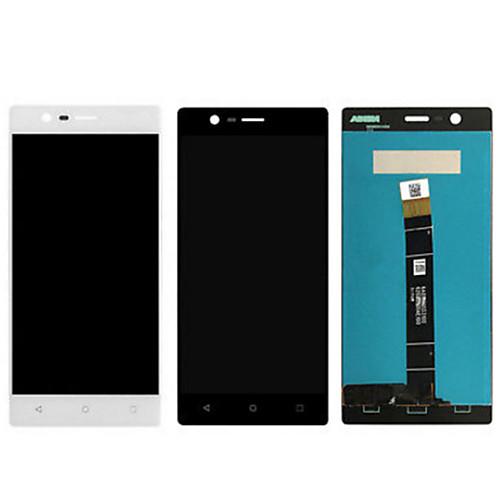 для nokia 3 n3 замена экрана жк-сенсорный дигитайзер дисплей в сборе с ремонтными инструментами