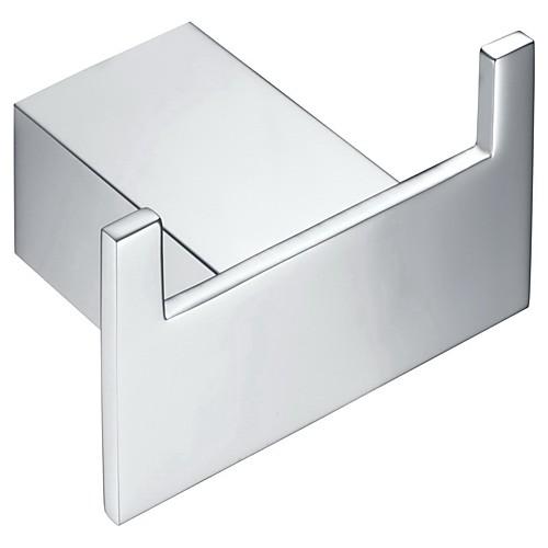 Крючок для халата Cool Современный / Modern Латунь 1шт - Ванная комната / Гостиничная ванна Односпальный комплект (Ш 150 x Д 200 см) На стену