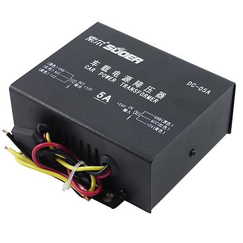 suoer Автомобиль Преобразователь постоянного тока 1 USB порт / 0 USB-порт для 12 V