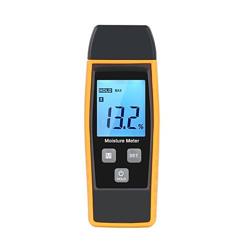 LITBest Wood Moisture Tester Измерение влажности 0-80% Автоматическое выключение / Удобный