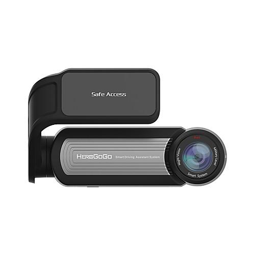 HEROGOGO HEROGOGO Pro1 720p Новый дизайн / Cool / Беспроводной Автомобильный видеорегистратор 60° Широкий угол Датчик CMOS Капюшон с WIFI / Ночное видение / G-Sensor Автомобильный рекордер