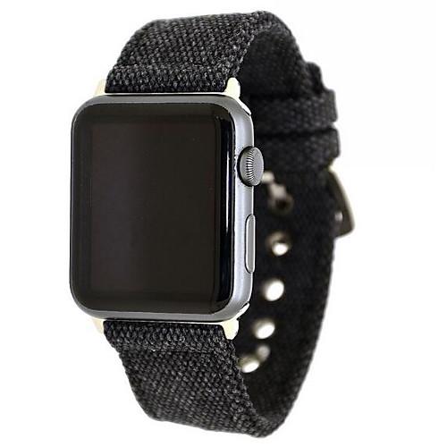 Ремешок для часов для Apple Watch Series 4/3/2/1 Apple Классическая застежка Нейлон Повязка на запястье фото