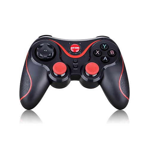 Pxn s3 проводные игровые контроллеры / ручка контроллера джойстика для ios / android, bluetooth cool / новый дизайн / портативные игровые контроллеры / ручка контроллера джойстика abs 1 шт. фото