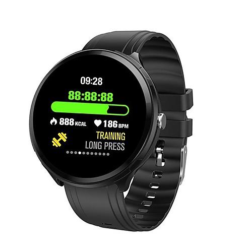 B12 Универсальные Смарт Часы Android iOS Bluetooth Smart Спорт Водонепроницаемый Пульсомер Измерение кровяного давления ЭКГ PPG фото
