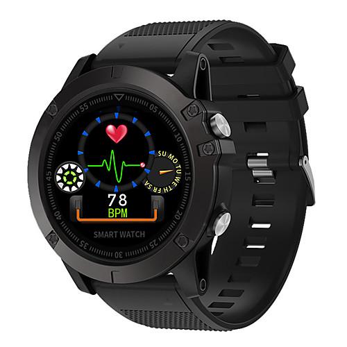 BoZhuo SWOO2 Мужчины Смарт Часы Android iOS Bluetooth Водонепроницаемый Пульсомер Измерение кровяного давления Спорт Израсходовано калорий фото