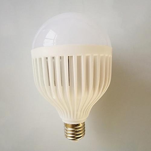 1шт 7 W Круглые LED лампы 410-510 lm E26 / E27 18 Светодиодные бусины SMD 5730 Экстренная ситуация Холодный белый 220-240 V фото