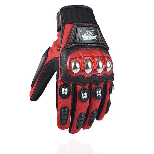 Madbike Полныйпалец Универсальные Мотоцикл перчатки Нейлон ПВА Сенсорный экран / Износостойкий / Ударопрочность фото
