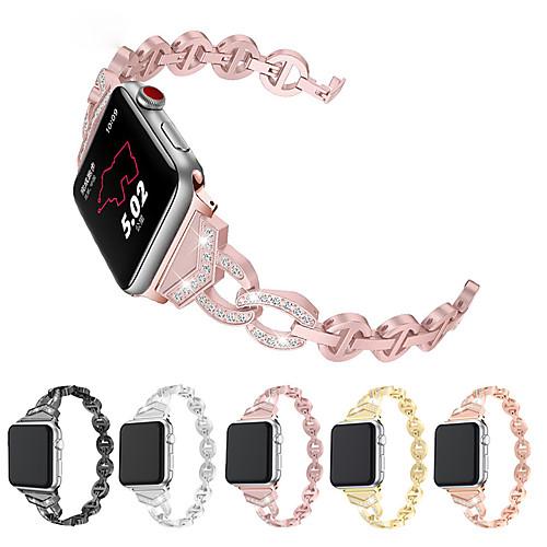 Ремешок для часов для Apple Watch Series 4/3/2/1 Apple Классическая застежка Металл Повязка на запястье