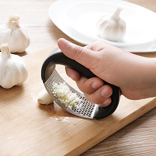 Re · Cook Нержавеющая сталь Приспособления для чеснока Инструкция Нажмите Кухонная утварь Инструменты Чеснок 1шт фото