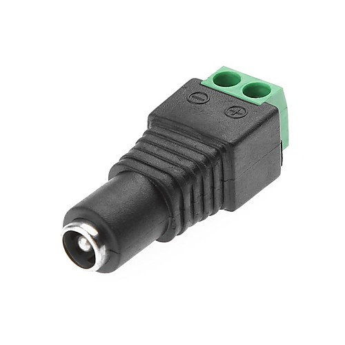 3d аксессуары для принтера power dc to female поворотные клеммы разъемы без пайки разъем питания 12v фото