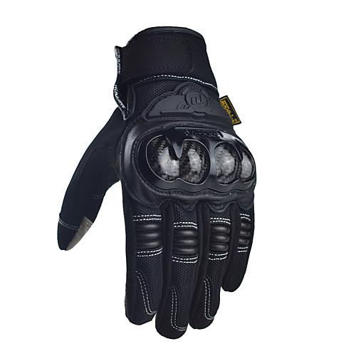 Madbike Полныйпалец Универсальные Мотоцикл перчатки Углеродное волокно / Микроволокно Износостойкий / Ударопрочность / Защита от солнечных лучей фото