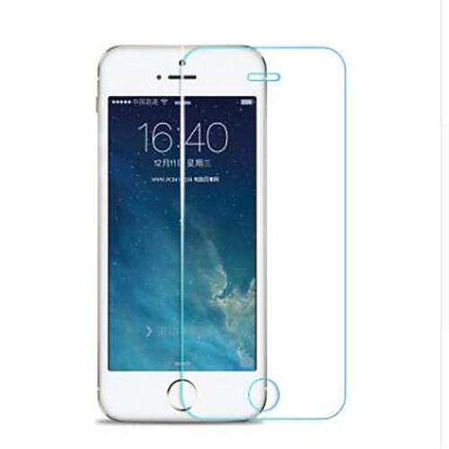 Защитная плёнка для экрана для Apple iPhone SE / 5s / iPhone 5 Закаленное стекло 1 ед. Защитная пленка для экрана HD / Уровень защиты 9H / Взрывозащищенный фото
