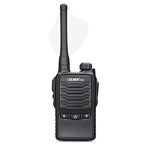 ELIDA T-3RB Для ношения в руке / Аналоговая С программным управлением через ПК / Голосовые подсказки / CTCSS / CDCSS 1,5 - 3 км 1,5 - 3 км 35CHANNELS 800 mAh <5 W Walkie Talkie Двухстороннее радио фото