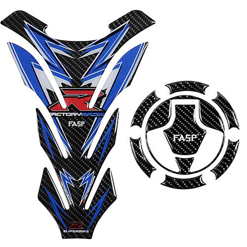 5d углеродного волокна мотоцикла топливного бака бензобака крышка отличительные знаки газовая крышка наклейка для kawasaki ninja250 ninja300 z250 z250sl ex300r фото