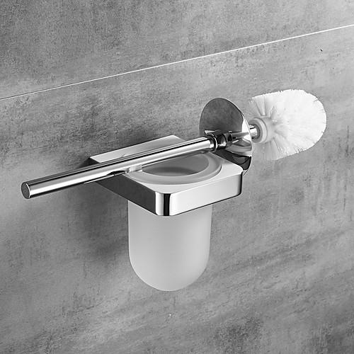 Держатель для ёршика Новый дизайн Латунь 1шт - Ванная комната На стену