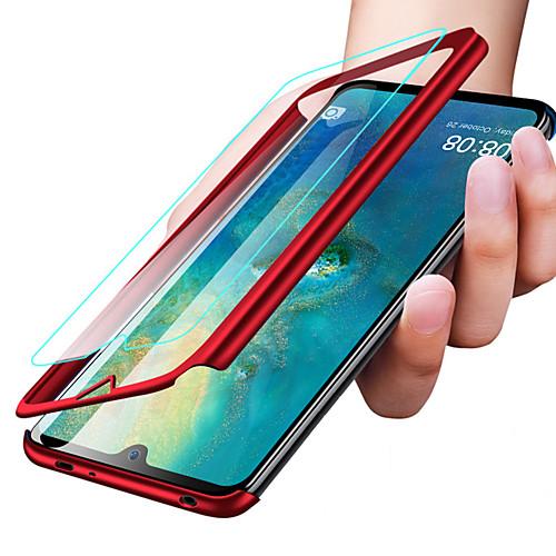 Кейс для Назначение Xiaomi Mi 8 / Mi 8 SE Защита от удара / Ультратонкий / Матовое Чехол Однотонный Твердый ПК для Xiaomi Mi Play / Xiaomi Mi Max 3 / Xiaomi Mi 8 фото