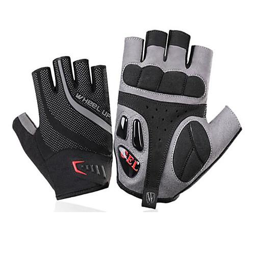 Half-палец Универсальные Мотоцикл перчатки Лайкра / SBR Дышащий / Износостойкий / Non Slip