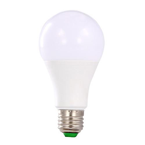 1шт 7 W Круглые LED лампы 410-510 lm E26 / E27 9 Светодиодные бусины Холодный белый 175-265 V фото
