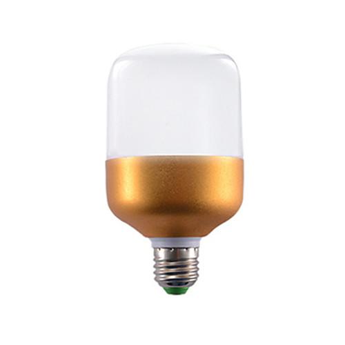 1шт 10 W Круглые LED лампы 510-610 lm E26 / E27 10 Светодиодные бусины Холодный белый 220-240 V фото
