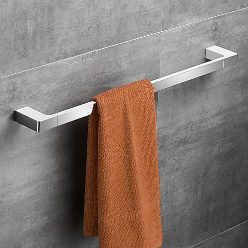 Держатель для полотенец Новый дизайн Латунь 1шт 1-Полотенцесушитель На стену