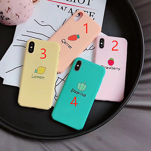 Чехол для яблока iphone xr / iphone xs max шаблон задняя крышка еда мягкое тпу для iphone 6 6 плюс 6s 6s плюс 7 8 7 плюс 8 плюс x xs xr xs max фото
