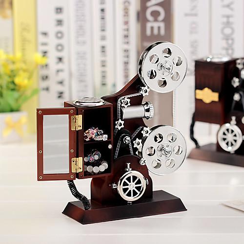 Проектор музыкальная шкатулка классический стиль музыкальная шкатулка шкатулка для дома фото
