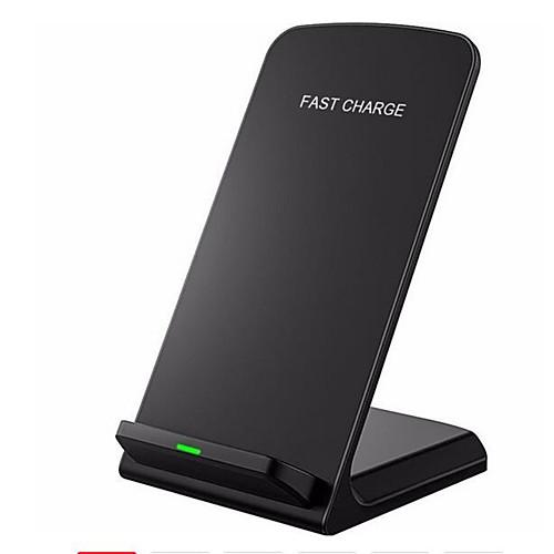 Беспроводное зарядное устройство Зарядное устройство USB Универсальный Беспроводное зарядное устройство / Qi 1 USB порт 2 A 110~220 V для iPhone X / iPhone 8 Pluss / S9 фото