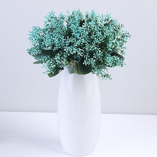 Искусственные Цветы 7 Филиал Классический европейский Простой стиль Перекати-поле Вечные цветы Букеты на стол