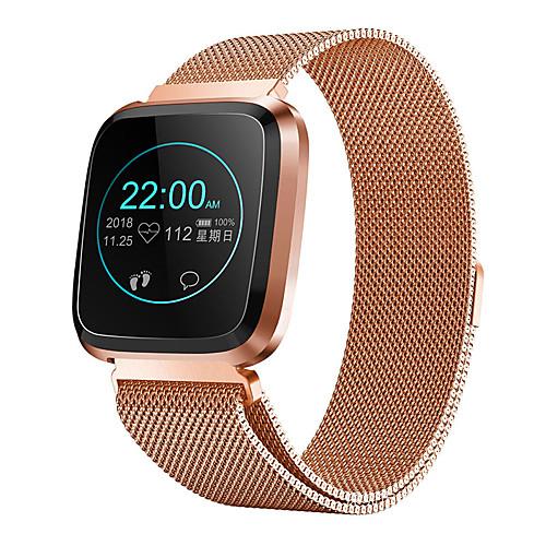 BoZhuo Q3 PLUS Женский Умный браслет Android iOS Bluetooth Водонепроницаемый Пульсомер Измерение кровяного давления Израсходовано калорий Информация фото