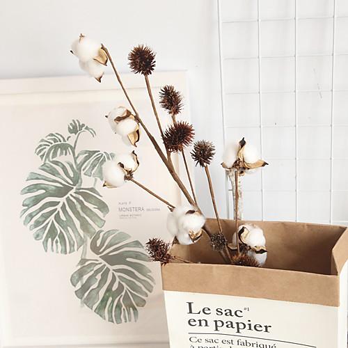 Искусственные Цветы 2 Филиал Классический Сценический реквизит Современный современный Pастений Букеты на стол