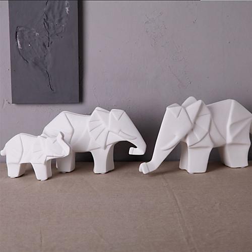 Декоративные объекты, Керамика Современный современный Простой стиль для Украшение дома Дары 1шт