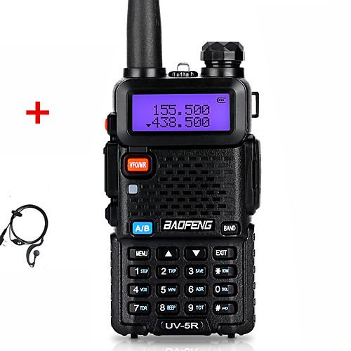 Baofeng walkie talkie uv-5r двухстороннее радиоуправление cb версия для модернизации&усилитель; 400-520mhz фото