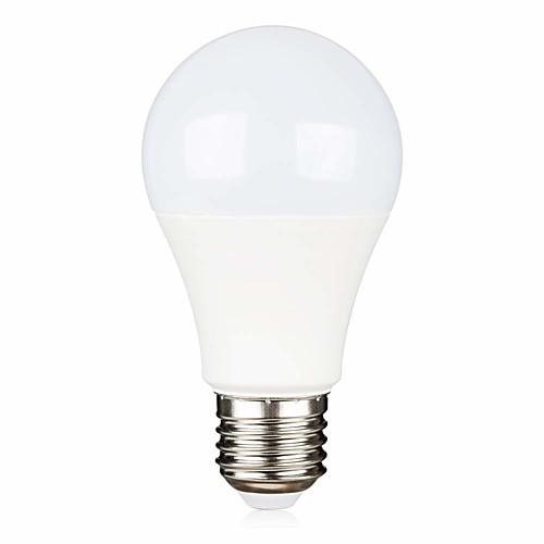 220 вольт светодиодные лампы низковольтная лампа 7 Вт (эквивалент 60 Вт) e26 / e27 стандартное основание холодный белый 6500k теплый белый 2700k лампы низкого напряжения для автономного освещения фото