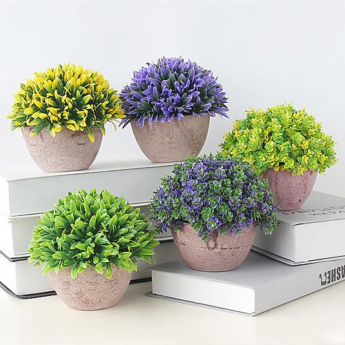 Искусственные Цветы 1 Филиал Классический Современный современный европейский Pастений Вечные цветы Букеты на стол