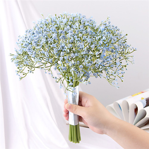 Искусственные Цветы 16.0 Филиал Классический европейский Свадебные цветы Перекати-поле Вечные цветы Букеты на стол