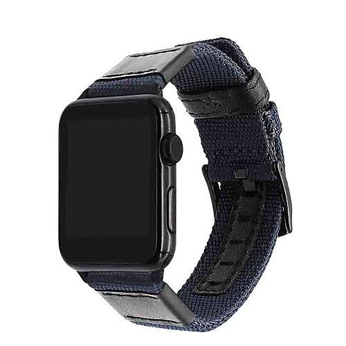 Ремешок для часов для Apple Watch Series 4/3/2/1 Apple Классическая застежка Нейлон Повязка на запястье