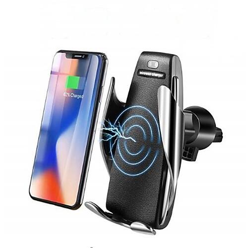 Быстрое зарядное устройство / Беспроводные автомобильные зарядные устройства Зарядное устройство USB Универсальный Беспроводное зарядное устройство 1 USB порт 2.1 A DC 5V для Универсальный фото