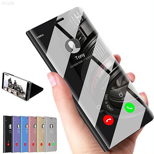 Кейс для Назначение SSamsung Galaxy S9 / Galaxy S10 Кошелек Чехол Животное Твердый Кожа PU для S9 / S9 Plus / S8 Plus