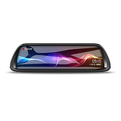 K62 1080p HD Автомобильный видеорегистратор 170° Широкий угол КМОП-структура 10 дюймовый IPS Капюшон с Ночное видение / G-Sensor / Режим парковки Автомобильный рекордер фото