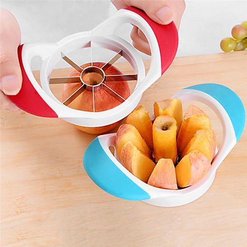 фрукты из нержавеющей стали яблочная груша легко нарезанный нож резак делитель нож резать фрукты многофункциональный экологически чистый легко чистить