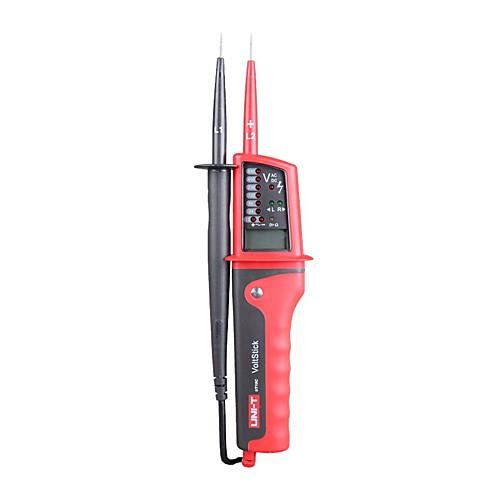 Uni-T UT15C ЖК-дисплей водонепроницаемый многофункциональный тестер напряжения вольтметр вольтметр метр напряжения электрик ручка метров фото