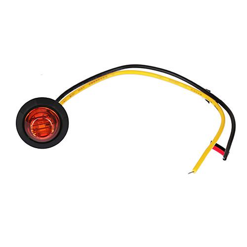 12V 3 LED боковой свет габаритные огни автомобиля трейлер караван караваны