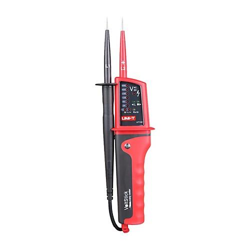 Uni-T UT15B ЖК-дисплей водонепроницаемый многофункциональный тестер напряжения вольтметр вольтметр метр напряжения электрик ручка метров фото