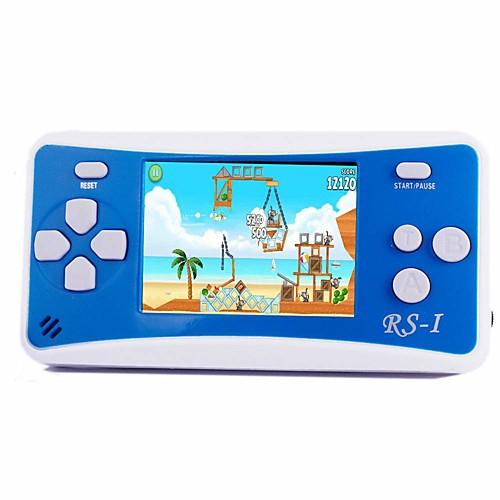 Портативный игровой плеер RS-1 для детей Портативная игровая система Видеоплеер 2.5 встроенный 152 классических игр