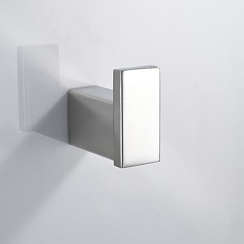 Крючок для халата Креатив Нержавеющая сталь 1шт - Ванная комната На стену