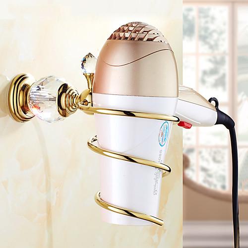 Полка для ванной Креатив Латунь 1шт - Ванная комната На стену