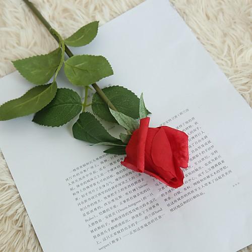 Искусственные Цветы 10 Филиал Классический Современный современный Розы Букеты на стол
